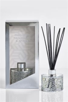 Next Home Midnight Patchouli & Amber 180ml Diffuser £16.00