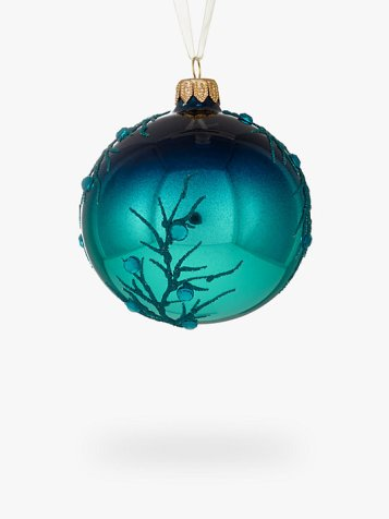 Green Tree Bauble