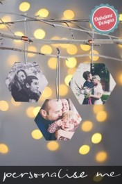 Personalised Hanging Ornaments