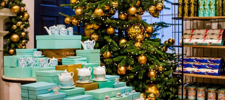 7. Fortnum's Christmas Arcade at Somerset House. (c) Hoda Davaine